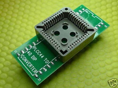 PLCC44 PLCC 44 TO DIP40 Adapter
