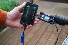 BlueShot - Combro Chronograph to Android interface