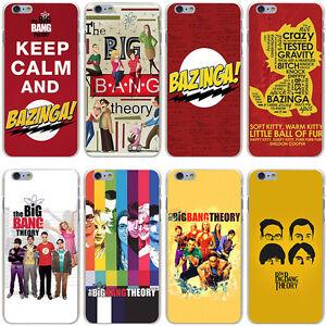 coque iphone 7 big bang theory