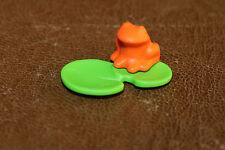 Playmobil princesses grenouille orange sur nénuphar 5142