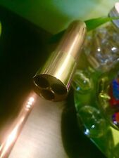 Hand Made Vintage Copper & Brass Cloak room Basin Belfast Sink Mixer Taps