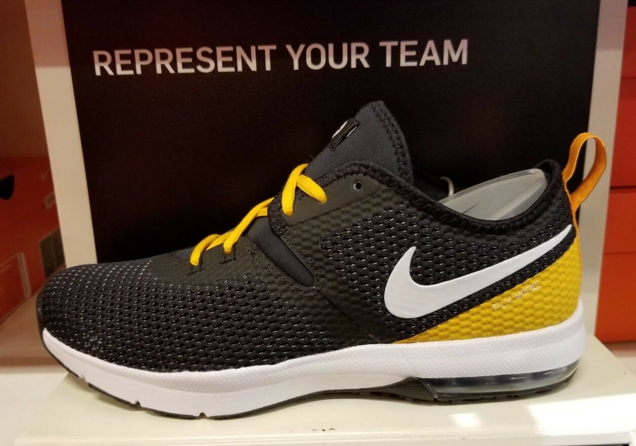 MEN'S NIKE AIR MAX TYPHA 2 NFL NFL NFL PITTSBURGH STEELERS 7e1267