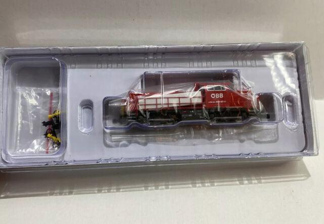 Hobbytrain 3074 N Gauge Diesel Locomotive BR2070 ÖBB
