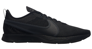 5a6e6fad5844d New! Mens NIKE ZOOM STRIKE 2 A1912002 Anthracite Black Running Shoes ...