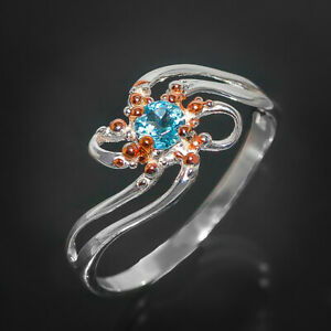 925-Sterling-Silver-Ring-Natural-Blue-Topaz-handmade-design-thai-silver-RVS262