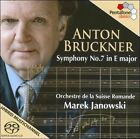 Bruckner: Symphony No. 7 Super Audio Hybrid CD (CD, Apr-2011, PentaTone Classics)