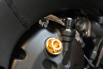 per Yamaha realizzato con macchine CNC Tappo terminale del manubrio