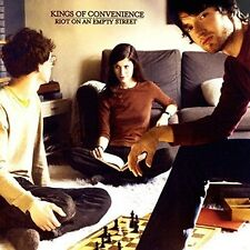 Kings of Convenience - Riot on An Empty Street [New Vinyl] Gatefold LP Jacket