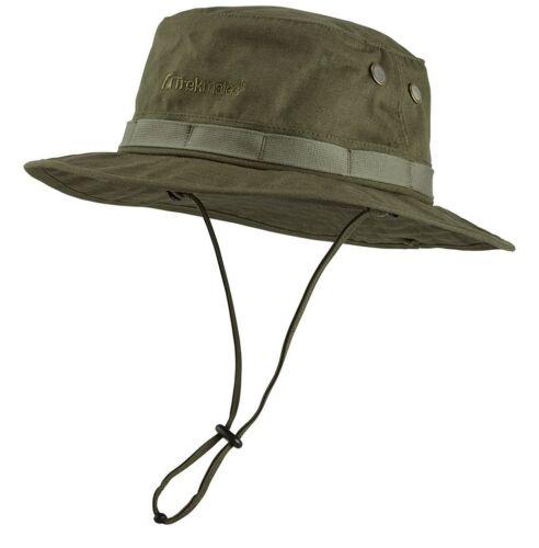 Trekmates Jungle Hat avec moustiquaire-Olive