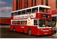 Colour Photograph of Go-Ahead Northern Ltd. - VFT 192T ex. Tyne & Wear P.T.E.