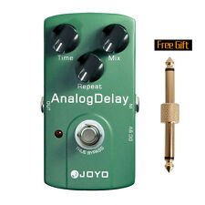 JOYO JF-33 Analog Delay Guitar Effects Pedal True Bypass Free shipping