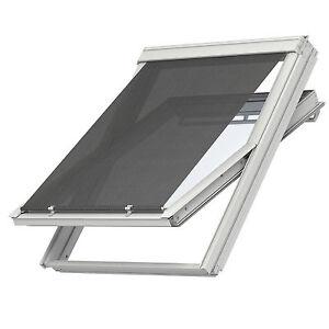 Tenda da sole elettrica velux mhl colore 5060 protezione for Velux misure