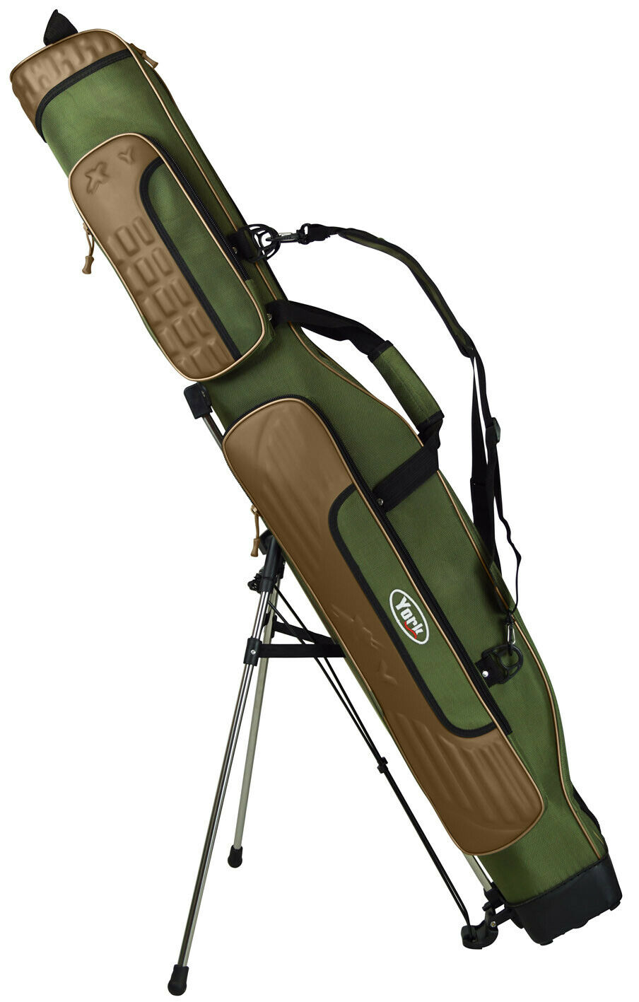 Rod Case York Exclusive 3 compartSiets EXREMELY Rod Tasche Case 135-160cm