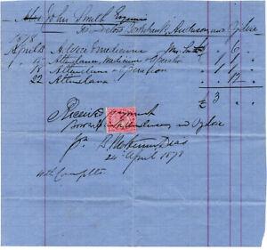 I-B-Jamaica-Revenue-Duty-Stamp-1d-complete-document