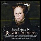 Robert Parsons - : Sacred Music (2011)