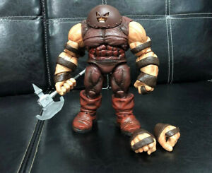 Marvel-Diamond-Select-DST-X-Men-Juggernaut-23cm-Action-Figure-Loose