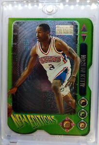 1996-96-97-SKYBOX-PREMIUM-NEW-EDITIONS-Allen-Iverson-Rookie-RC-5-Rare-Insert