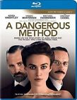 Dangerous Method 0043396395008 With Keira Knightley Blu-ray Region a