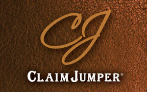 $50 Claim Jumper Physical Gift Card + $10 Bonus Card - Mail Delivery