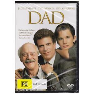 DVD-DAD-Jack-Lemmon-Ted-Danson-Ethan-Hawke-Kevin-Spacey-Drama-Comedy-R4-BNS