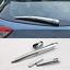 Chrome Rear Window Wiper Arm Cover Trim Garnish 4PCS For Mazda CX-5 CX5 2013-15
