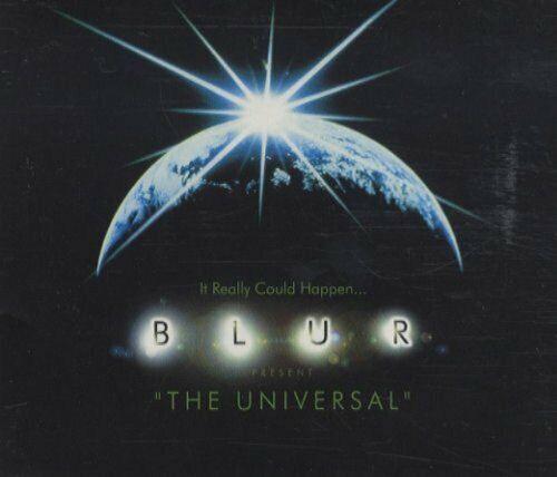 Blur Universal (1995) [Maxi-CD]