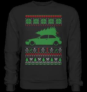 glstkrrn Civic EK9 Ugly Christmas Sweater