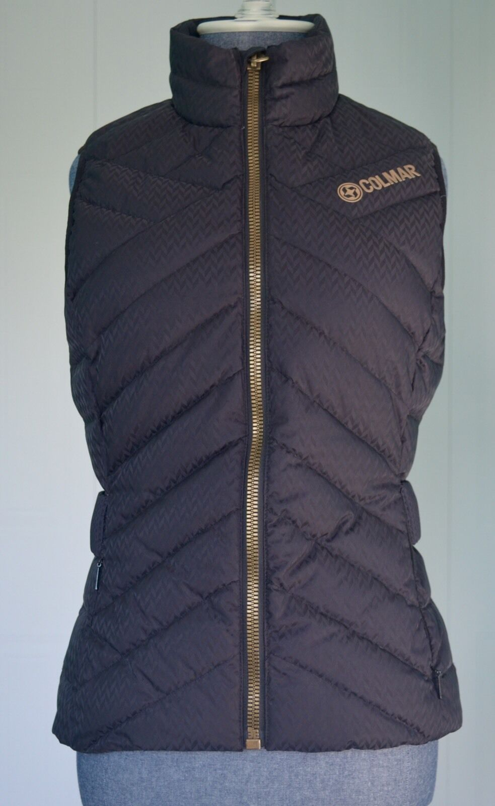e331bdca0 Ski Down Chance Colmar Gilet NWT Vest 6 US 42 IT Size Women's Mid ...