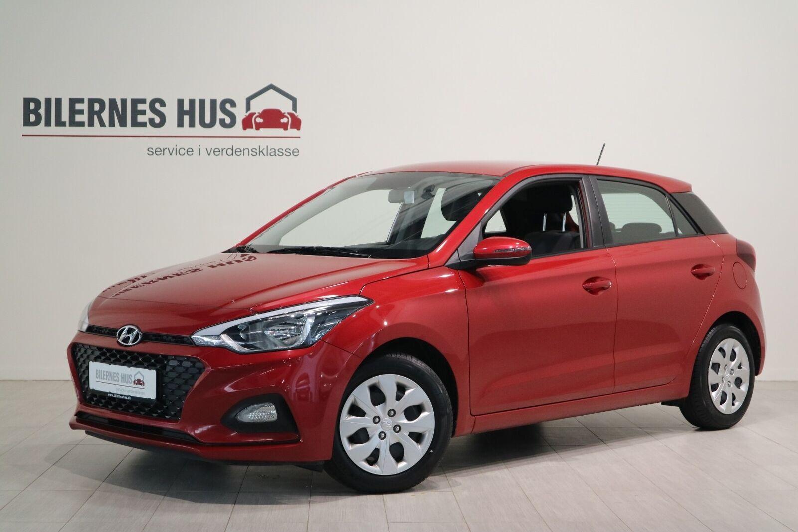 Hyundai i20 Billede 7