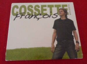 Sealed-CD-Cardboard-Sleeve-Francois-Cossette-Mon-Destin-Canada-Records