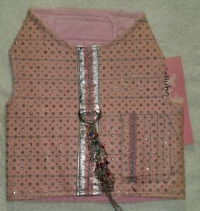 GLITTER-BUG-HARNESS-Chacha-Couture-Dog-Clothing-SIZES-XS