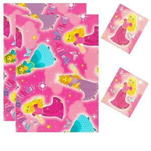 Image Is Loading 2 Sheets Gift Wrapping Paper Amp Tags HAPPY