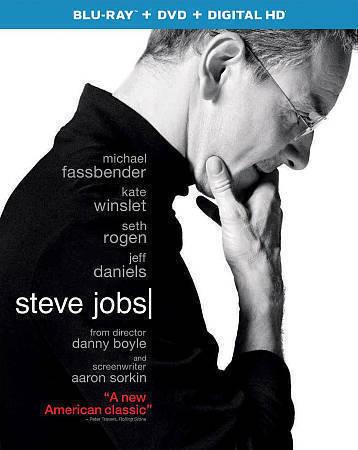 Steve Jobs [Blu-ray + DVD] 1