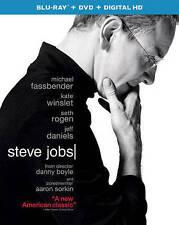 Steve Jobs Blu-ray + DVD + Digital HD