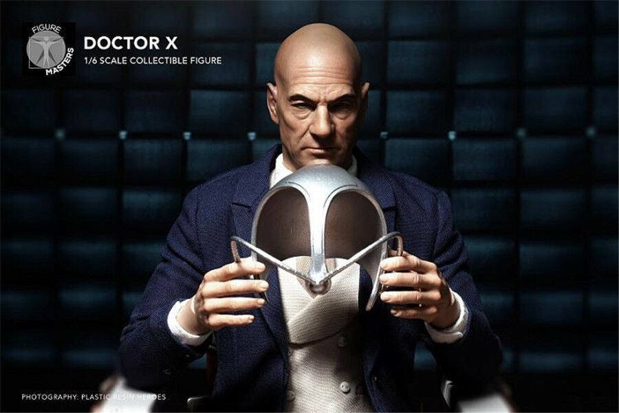 X-men Professor X Patrick Stewart Hot Action Figure Toys In Stock
