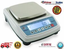 Citizen Bench Scale 6000g X 01g Legal For Trade Cz 6000h Ntep