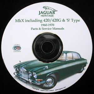 Used Jaguar XJS Workshop Parts and Service Manual on CD-ROM /'75-/'91