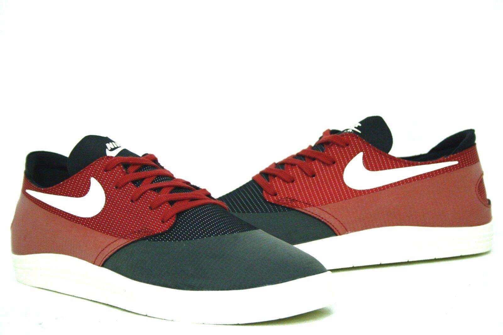 Nike SB Lunar OneShot  Shoes 631044-006 US Pair Mens Size 9 Last Pair US 92e67e