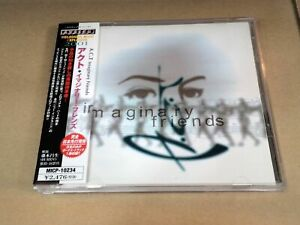 A.C.T IMAGINARY FRIENDS+1 MICP-10234 JAPAN CD w/OBI 07068