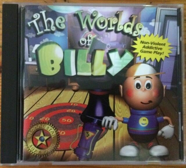 Worlds Of Billy Pc 1998 For Sale Online Ebay
