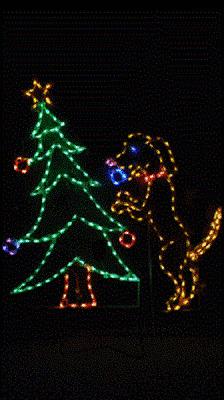 Christmas lights collection on eBay!