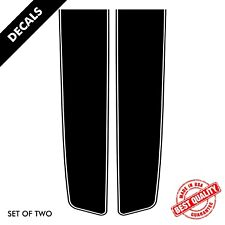 Vinyl Racing Stripes Decals All Car Or Truck Hood Section Stickers Set 47