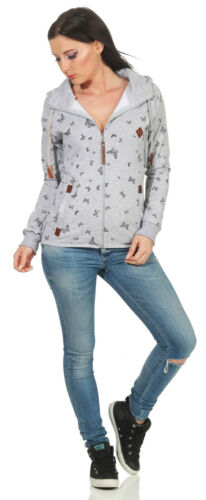 Sweater Jacke Pullover Hoodie Jumper Sport Anker Butterffy Jogging Kapuze