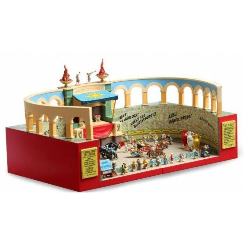 Figurine Asterix les jeux du cirque   - UDERZO - Pixi 02331  consegna rapida