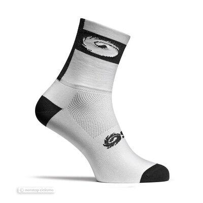 Socken Radsport SIDI WARM Farbe schwarz-grau