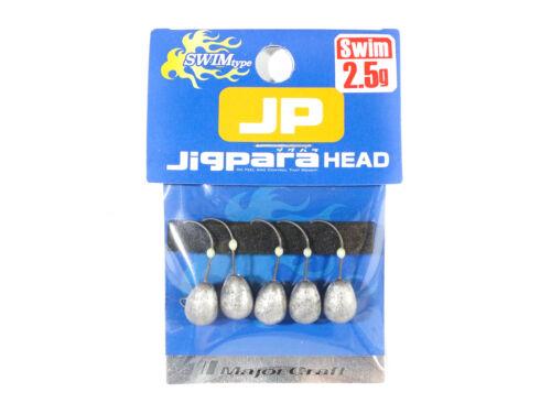 Major Craft Jig Head Swim JPHD-2.5 grams 4449