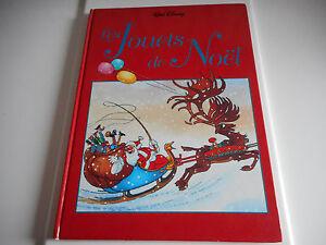 Details Sur Livre Les Jouets De Noel Disney France Loisirs