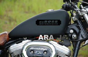 DaBOSS MOTORCYCLES Decal Fuel Gas Tank Sticker Harley Davidson - Stickers for motorcycles harley davidsonsmotorcycle decals and stickers