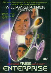 Free Enterprise (mit William Shatner) - Deutschland - Free Enterprise (mit William Shatner) - Deutschland