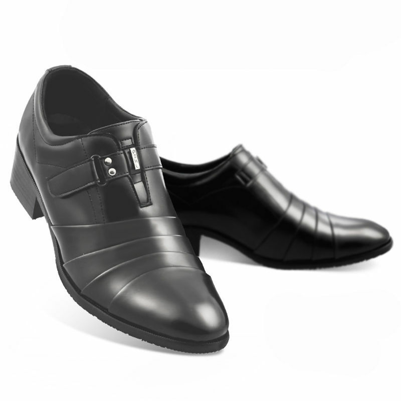 The Maling Mens Loafer shoes Classic Formal Lace up Dress shoes Mate